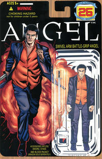 Cover Thumbnail for Angel (IDW, 2009 series) #26 [Cover A - Stephen Mooney]