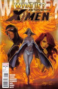 Cover Thumbnail for What If? Astonishing X-Men (Marvel, 2010 series) #1