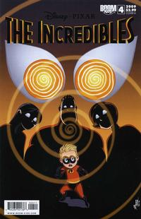 Cover Thumbnail for The Incredibles (Boom! Studios, 2009 series) #4