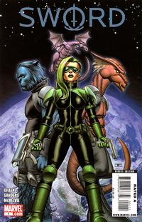 Cover Thumbnail for S.W.O.R.D. (Marvel, 2010 series) #1