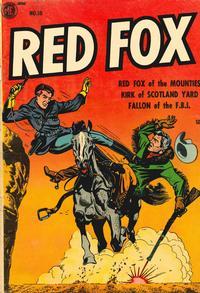 Cover Thumbnail for Red Fox (Magazine Enterprises, 1954 series) #15 [A-1 #108]