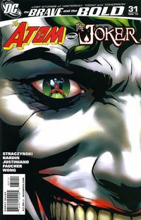 Cover Thumbnail for The Brave and the Bold (DC, 2007 series) #31