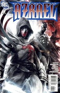 Cover Thumbnail for Azrael (DC, 2009 series) #4