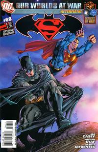 Cover Thumbnail for Superman / Batman (DC, 2003 series) #68 [Direct Edition]