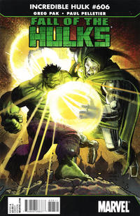 Cover Thumbnail for Incredible Hulk (Marvel, 2009 series) #606 [Direct Edition]