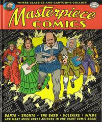 Cover Thumbnail for Masterpiece Comics (Drawn & Quarterly, 2009 series)