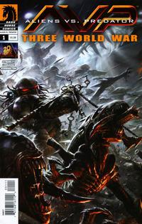 Cover Thumbnail for Aliens vs. Predator: Three World War (Dark Horse, 2010 series) #1