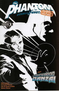 Cover Thumbnail for The Phantom Double Shot: KGB Noir (Moonstone, 2010 series) #3