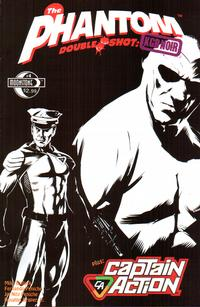 Cover Thumbnail for The Phantom Double Shot: KGB Noir (Moonstone, 2010 series) #4