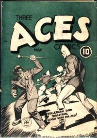 Cover Thumbnail for Three Aces Comics (Anglo-American Publishing Company Limited, 1941 series) #v2#4