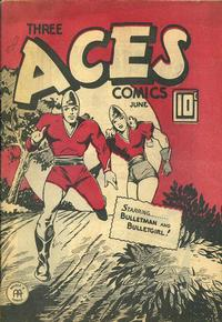 Cover Thumbnail for Three Aces Comics (Anglo-American Publishing Company Limited, 1941 series) #v2#5