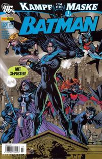 Cover Thumbnail for Batman (Panini Deutschland, 2007 series) #37