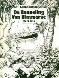 Cover Thumbnail for Lance Barton - De banneling van Nimmorac (Oberon, 1980 series)