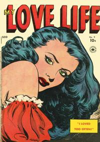 Cover Thumbnail for My Love Life (Superior, 1950 series) #9