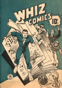 Cover Thumbnail for Whiz Comics (Anglo-American Publishing Company Limited, 1942 series) #v2#12