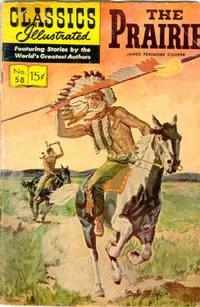 Cover Thumbnail for Classics Illustrated (Gilberton, 1947 series) #58 [HRN146] - The Prairie