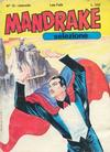 Cover for Mandrake selezione (Edizioni Fratelli Spada, 1976 series) #10