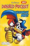 Cover for Donald Pocket (Hjemmet / Egmont, 1968 series) #357 - Pengebingen ranet! [1. opplag]