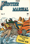Cover for The Frontier Marshal (Bell Features, 1951 series) #9