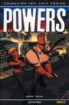 Cover for 100% Cult Comics. Powers (Panini España, 2009 series) #[8]