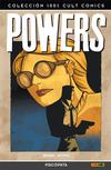 Cover for 100% Cult Comics. Powers (Panini España, 2009 series) #[9]