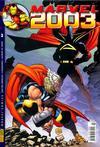 Cover for Marvel 2003 (Panini Brasil, 2003 series) #3