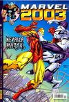 Cover for Marvel 2003 (Panini Brasil, 2003 series) #4