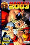 Cover for Marvel 2003 (Panini Brasil, 2003 series) #5