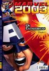 Cover for Marvel 2003 (Panini Brasil, 2003 series) #6