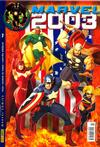 Cover for Marvel 2003 (Panini Brasil, 2003 series) #7