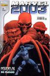 Cover for Marvel 2003 (Panini Brasil, 2003 series) #9