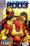 Cover for Marvel 2003 (Panini Brasil, 2003 series) #10
