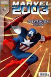Cover for Marvel 2003 (Panini Brasil, 2003 series) #11