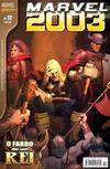 Cover for Marvel 2003 (Panini Brasil, 2003 series) #12
