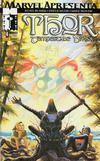 Cover for Marvel Apresenta (Panini Brasil, 2002 series) #4 - Thor: Tempestade Divina