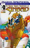 Cover for Marvel Apresenta (Panini Brasil, 2002 series) #5 - Quarteto Fantástico: As Quatro Viagens Fantásticas de Simbad