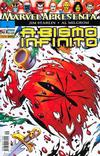Cover for Marvel Apresenta (Panini Brasil, 2002 series) #9 - Abismo Infinito: Parte 2