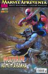 Cover for Marvel Apresenta (Panini Brasil, 2002 series) #10 - Wolverine & Homem-Aranha