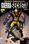 Cover for Marvel Apresenta (Panini Brasil, 2002 series) #20 - Guerra Secreta