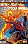 Cover for Marvel Apresenta (Panini Brasil, 2002 series) #21 - Homem-Aranha & Tocha Humana