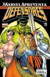 Cover for Marvel Apresenta (Panini Brasil, 2002 series) #26 - Defensores