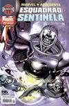 Cover for Marvel Apresenta (Panini Brasil, 2002 series) #29 - Esquadrão Sentinela