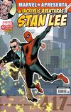 Cover for Marvel Apresenta (Panini Brasil, 2002 series) #31 - As Incríveis Aventuras de Stan Lee