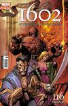 Cover for Marvel Apresenta (Panini Brasil, 2002 series) #32 - 1602: Os Quatro do Fantásticko