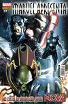 Cover for Marvel Apresenta (Panini Brasil, 2002 series) #37 - Nova: Parte 1