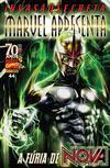 Cover for Marvel Apresenta (Panini Brasil, 2002 series) #44 - Nova: Parte 4