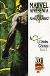 Cover for Marvel Apresenta (Panini Brasil, 2002 series) #45 - Punho de Ferro: As Sete Cidades Celestiais - Round 2