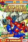 Cover for Homem-Aranha Kids (Panini Brasil, 2004 series) #2