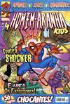 Cover for Homem-Aranha Kids (Panini Brasil, 2004 series) #4