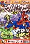 Cover for Homem-Aranha Kids (Panini Brasil, 2004 series) #5